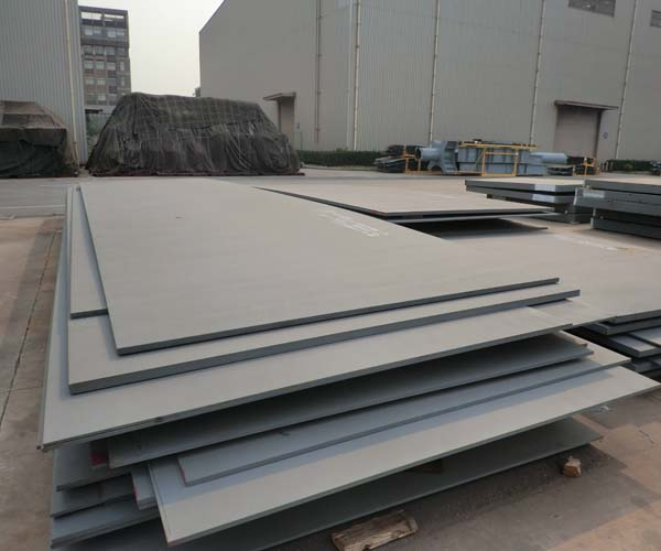 EN 10025-3 S460N structural for carbon steel plate